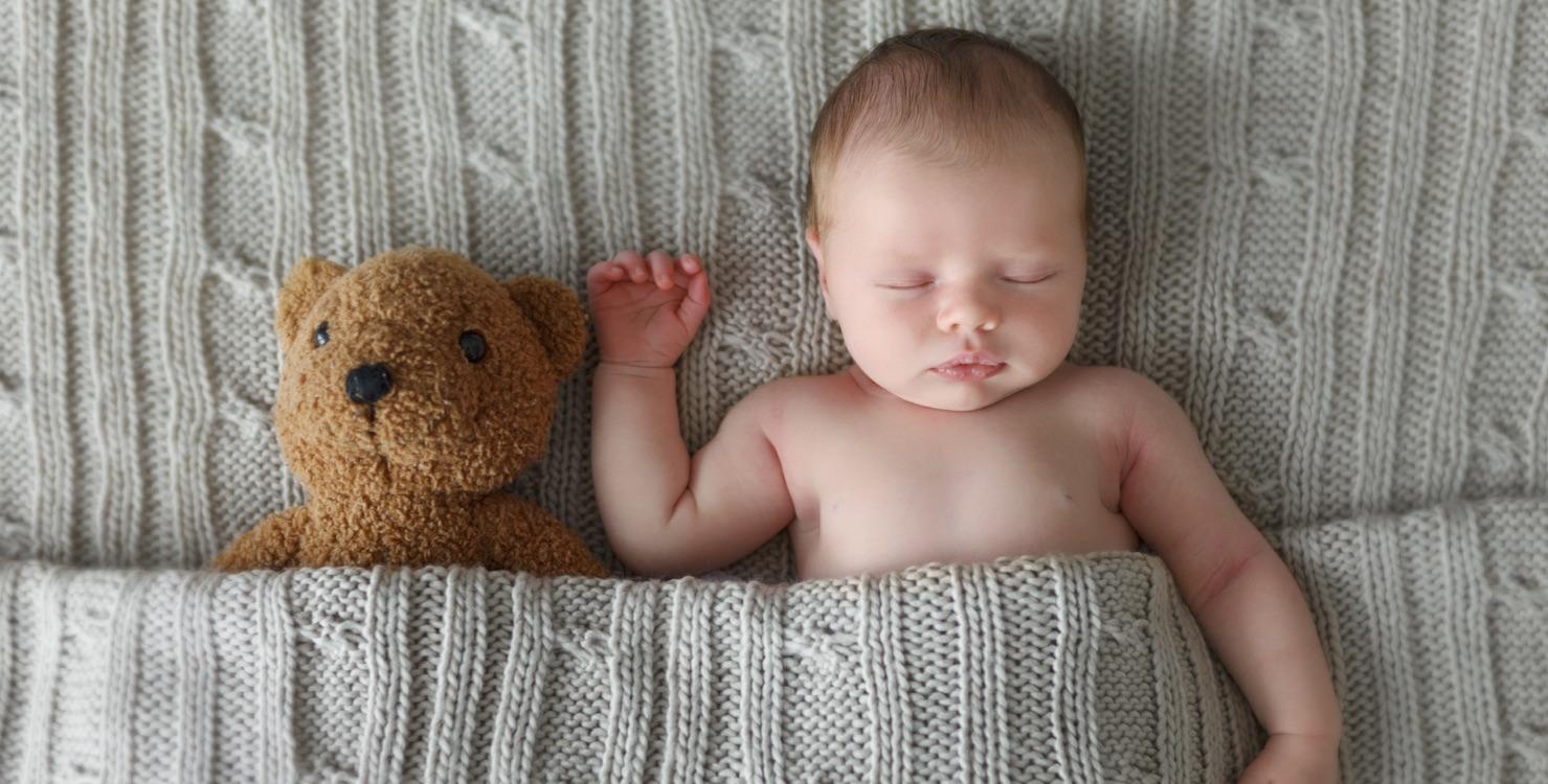 Sleeping Baby 710x360